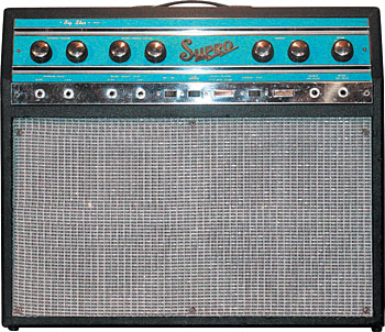 Ca. 1966 Supro S6651 Big Star